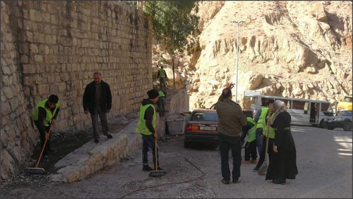 """جمعية عراقة الطفيلة السياحية تحتضن مبادرة """"اردنا بخير"""""""