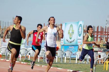 المنتخب الاردني لالعاب القوى يواصل تدريباته في المغرب
