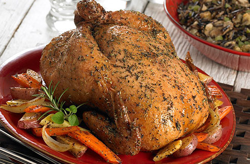 دجاج متبل مشوي بالتتبيلة الشهية