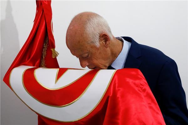 اول تصريح للرئيس التونسي الجديد: ثورة بمفهوم جديد