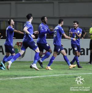 إصدار جدول مباريات الأسبوع الأخير من الدوري الأردني للمحترفين