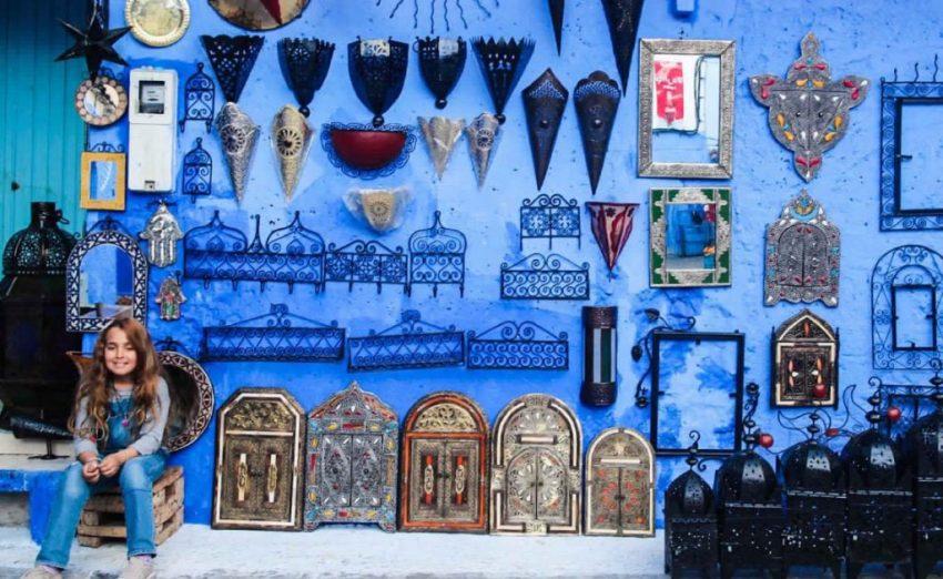بالصور ..  كل ما ينبغي معرفته عن مدينة شفشاون المغربية