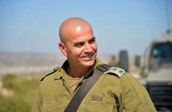 """قائد لواء الجولاني """"عليان"""" يصاب مرة أخرى بجروح خطيرة بعد عودته للحرب في غزة"""