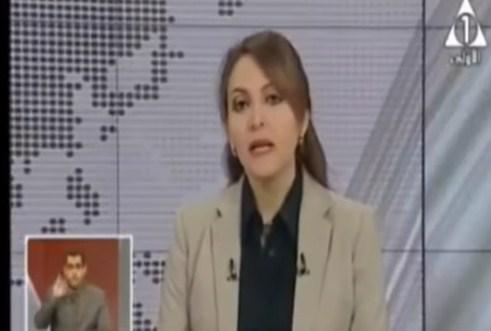 """بالفيديو ..  إيقاف مذيعة وصفت مرسي بـ""""السيد الرئيس"""""""