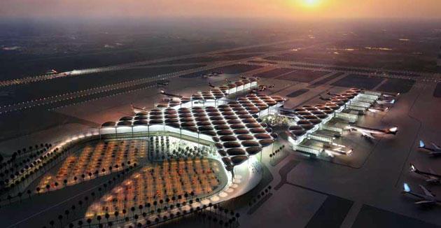 ارتفاع جنوني غير مبرر لاجرة مواقف السيارات بمطار الملكة علياء