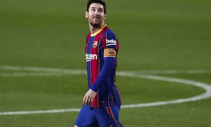 مؤشر جديد عن وجهة ميسي حال رحيله عن برشلونة