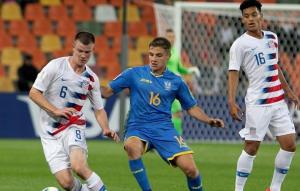 فوز صعب لأوكرانيا على أمريكا بمونديال الشباب