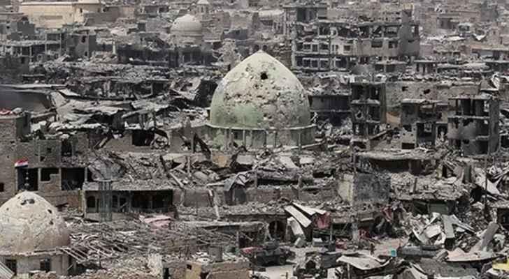 تعرف كم بلغت كلفة اعمار سوريا بعد سبع سنوات من الحرب ؟