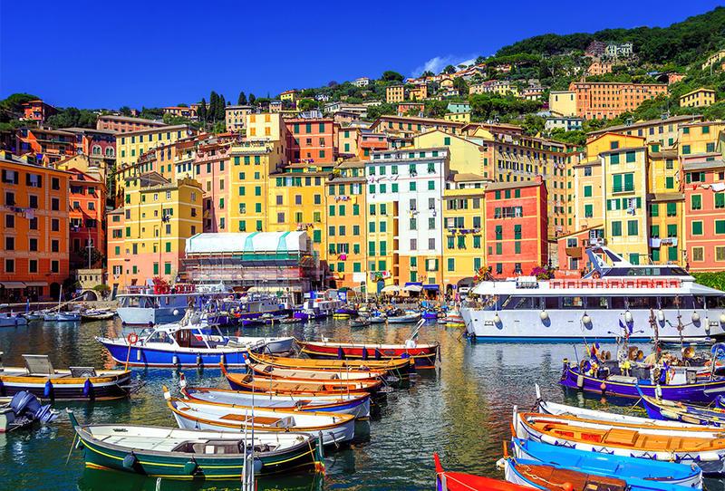 بالصور  .. استمتع بأجمل 24 ساعة في مدينة جنوى الايطالية