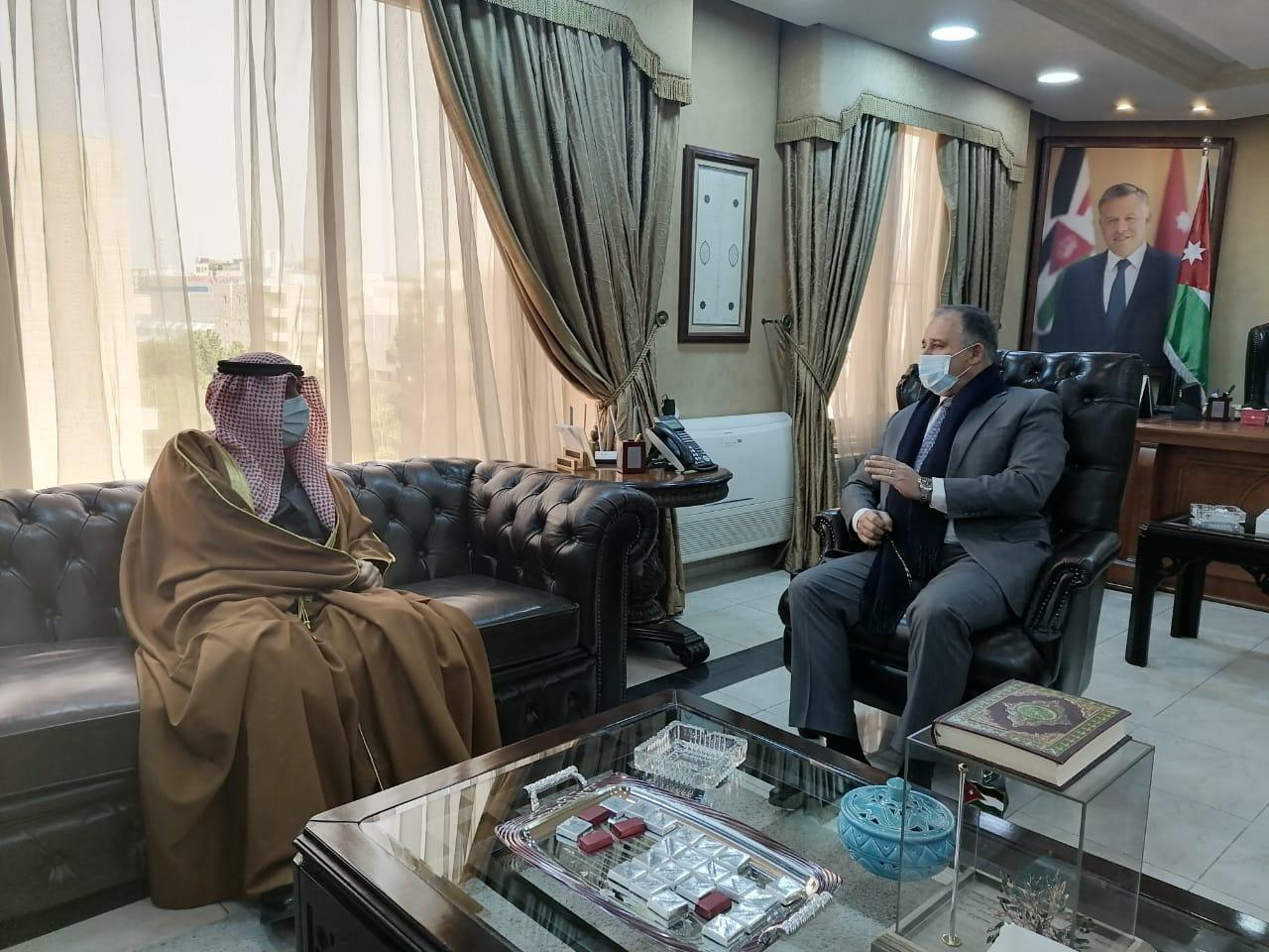 السفير الكويتي يؤكد اعتزاز بلاده بالعلاقات الراسخة مع الأردن