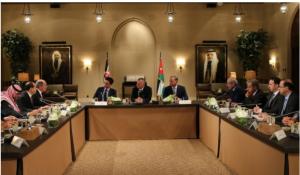 """الملك ينتقد موقف نتانياهو """"الاستعراضي"""" تجاه مطلق النار في سفارة اسرائيل ويطلب محاكمته"""