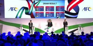 """إعلان قرعة تصفيات كأس آسيا """"الإمارات 2019.. تعرف على المجموعات"""