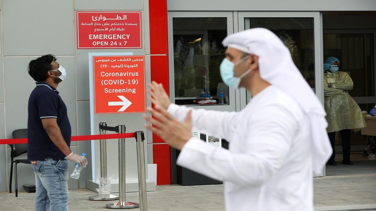 وفاتان و638 إصابة جديدة بكورونا في الإمارات