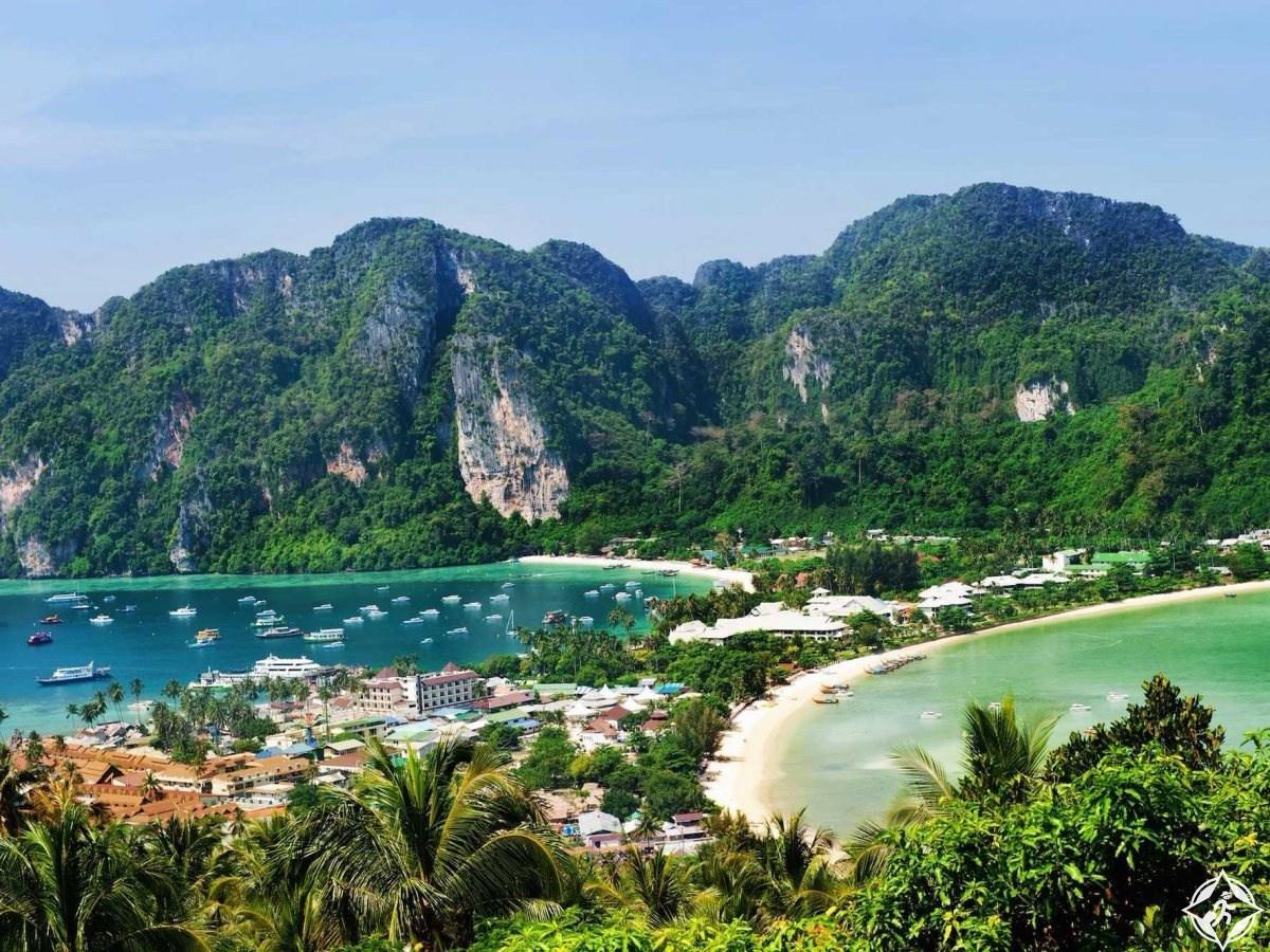 بالصور ..  أروع الأماكن السياحية في تايلاند التي تجعلها وجهة حلم المسافرين