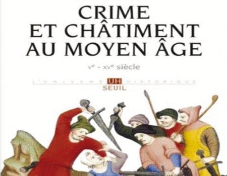 الجريمة والعقاب في العصور الوسطى ..  كتاب يقرأ العنف ثقافياً