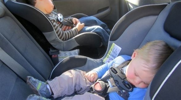 في الصيف  ..  لا تترك طفلك داخل السيارة
