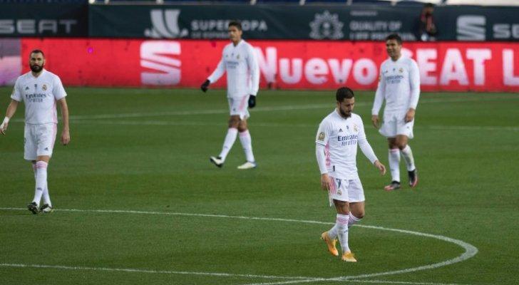 بلباو يضرب ريال مدريد ويحرم الجماهير من الكلاسيكو