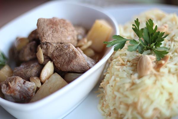 روستو اللحم.. لوجبة متكاملة
