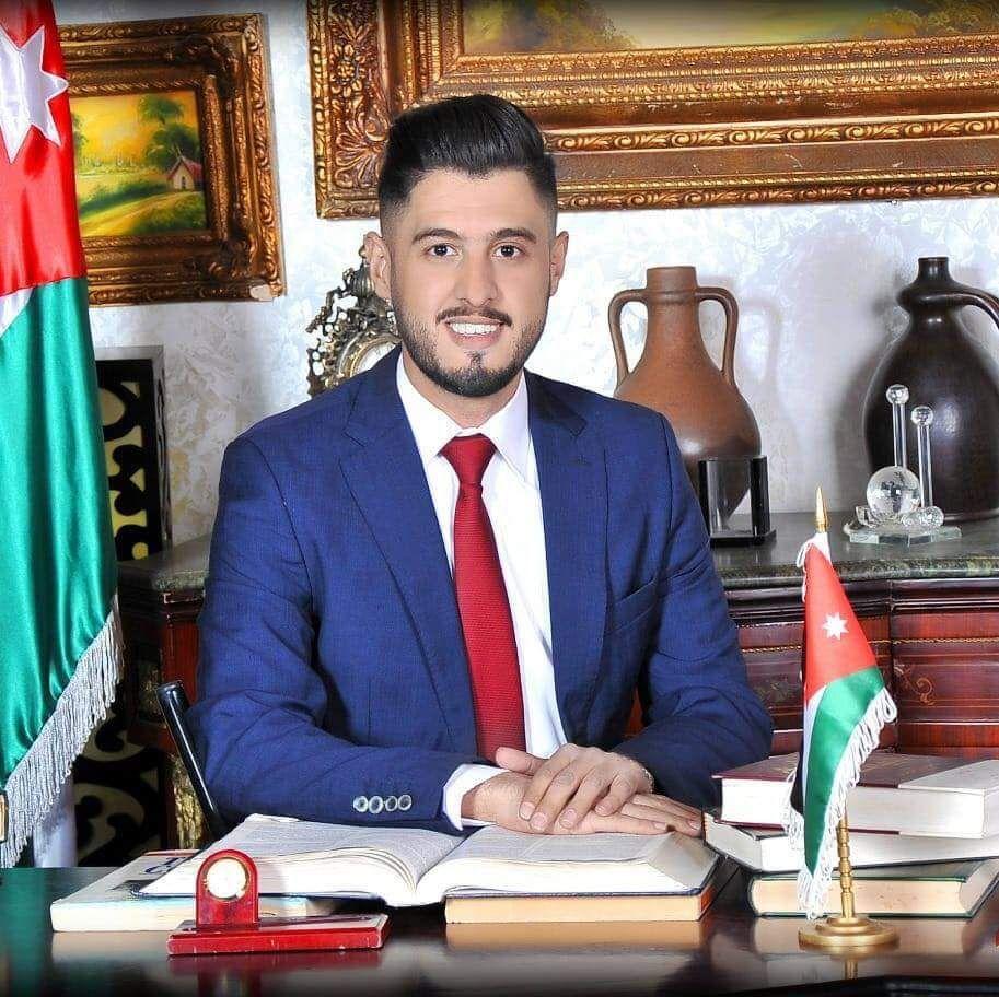 الف مبروك لفارس مازن عبدة الأعرج بمناسبة تخرجه