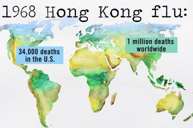بالصور  ..  قبل 50 عاماً  ..  تعرف على مرض ظهر بالصين وفتك بالملايين