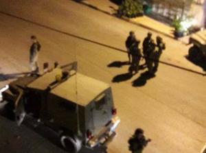 حملة اعتقالات للاحتلال بالضفة الغربية