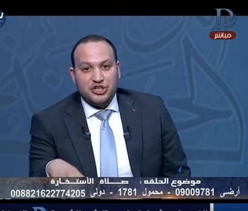 """بالفيديو  ..  داعية اسلامي : الإدمان على الفيسبوك """"حرام"""""""