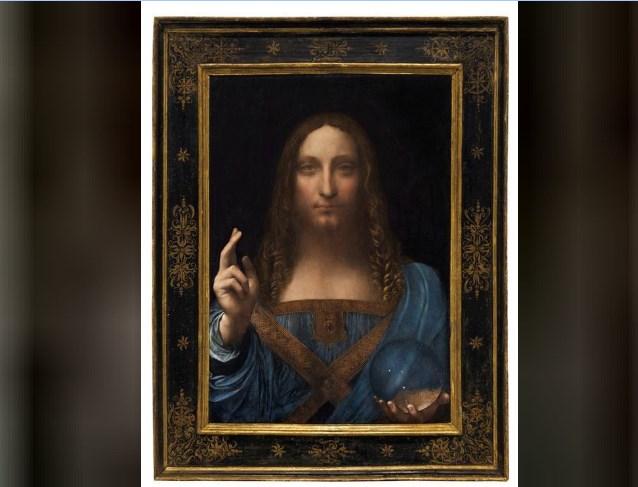 الامارات تشتري لوحة لدافنشي ب 450 مليون دولار