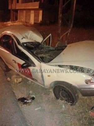 بالصور .. إربد : وفاة شاب وإصابة أخر بحادث مؤسف
