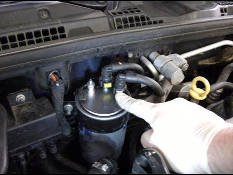 بالفيديو .. علامات تنذر بتلف فلتر البنزين في السيارة