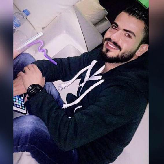 محمد باكير ..  عيد ميلاد سعيد