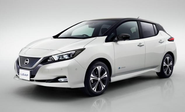 """""""نيسان ليف"""" الجديدة كليًا تنهض بمعايير الجودة في عالم السيارات الكهربائية"""