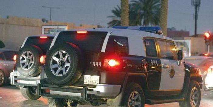 سيارة شرطة سعودية بتكنولوجيا متطورة لرصد السيارات المطلوبة أمنياً