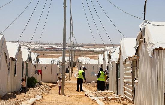117 مليون دولار تمويل لدعم لاجئين بالأردن