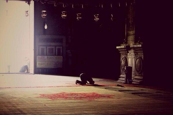 تفسير حلم الصلاة