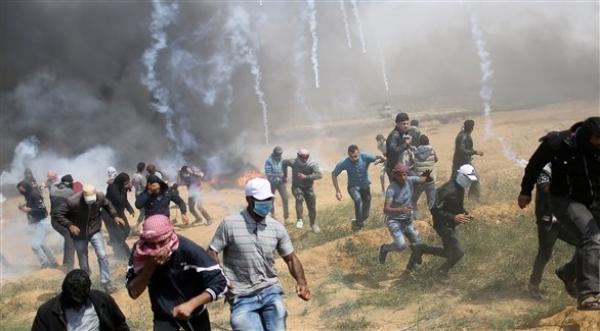 """العفو الدولية تخشى """"حمام دماء"""" في غزة اليوم"""