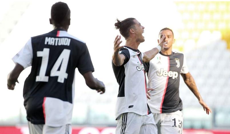 بالفيديو .. ماذا قال كريستيانو رونالدو عن هدفه الرائع في مباراة يوفنتوس ضد تورينو؟