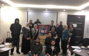"""مشاركة """"الشرق الأوسط"""" في نادي التوستماسترز العالمي"""