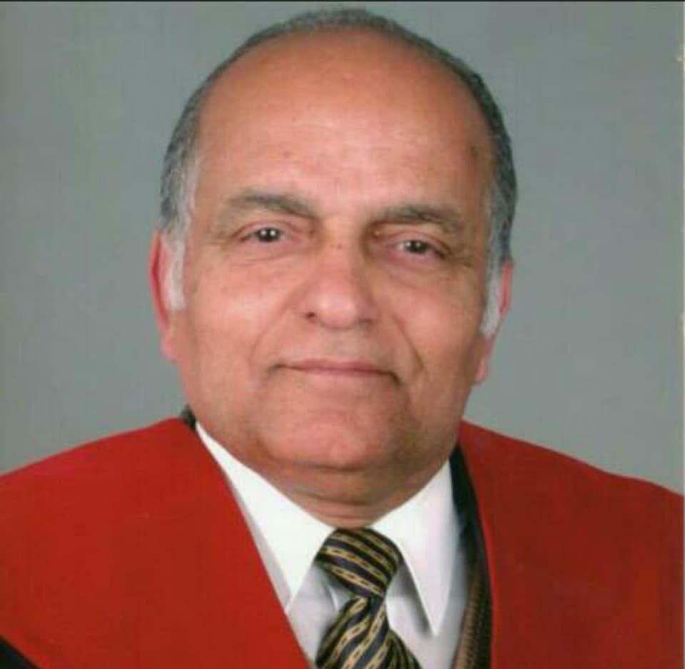 الأستاذ الدكتور حافظ محمود الزيات في ذمة الله
