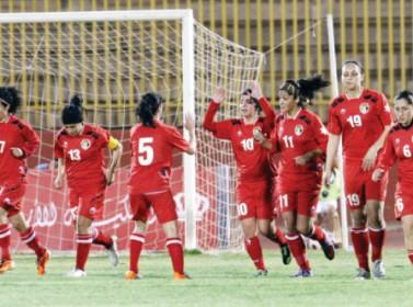 منتخب الكرة النسوي يخوض وجبة تدريبية جديدة اليوم