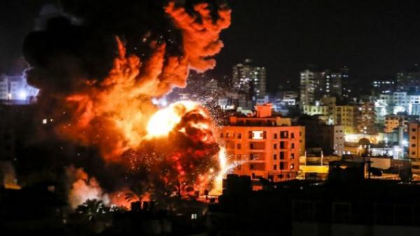 الاحتلال يواصل قصفه لأهداف في قطاع غزة والمقاومة ترد بضرب عسقلان