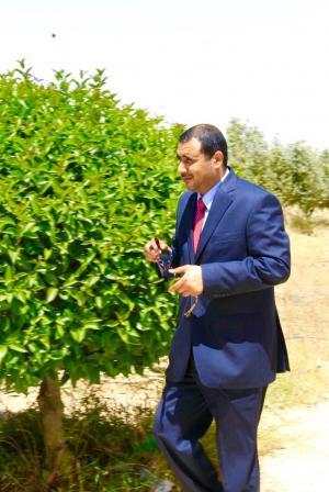 الدكتور عمر فلاح العطين عميداً لشؤون الطلبة بجامعة ال البيت
