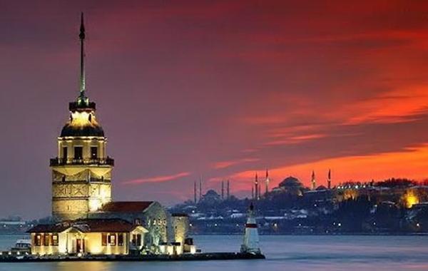 بالصور  ..  مدينة اسطنبول التركية