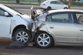 وفاة شخص واصابة اخر اثر حادث تصادم  بالزرقاء