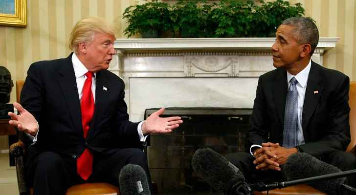خطأ فني لتويتر ينقل حساب اوباما في البيت الأبيض الى ترامب