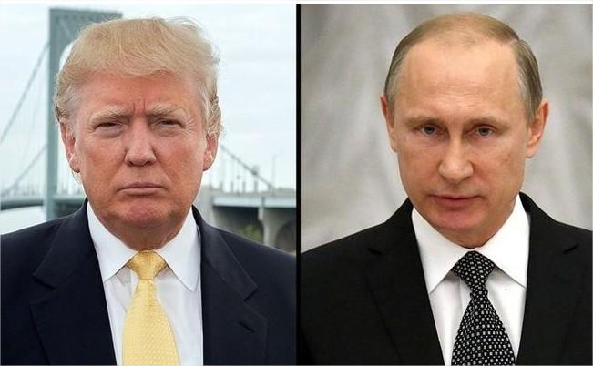 بوتين وترامب يعتزمان التعاون للقضاء على داعش في سورية