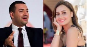 أنباء عن ارتباط حلا شيحة بالداعية معز مسعود ..  اعرف التفاصيل