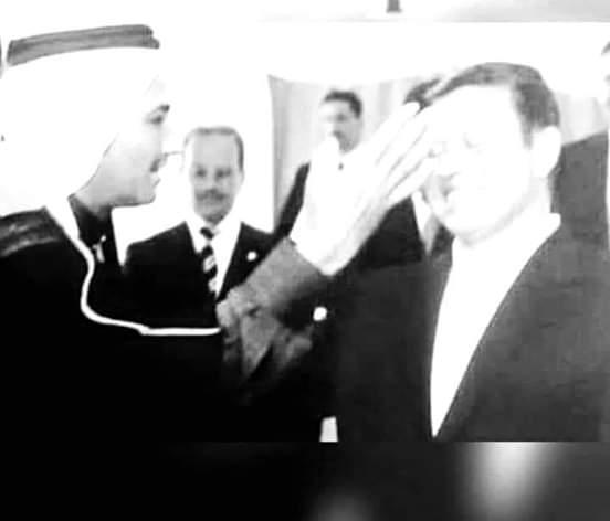 نعي شيخ مشايخ بني حسن  المرحوم الشيخ يوسف جلال مرزوق القلاب