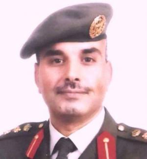 مبروك عدنان هبارنة سفيرا للسلام