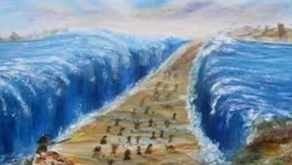 هذا هو مكان غرق فرعون وجنوده