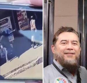 لن تصدق ما حدث ..  فيديو صادم يوثق لحظة اغتيال أشهر داعية إسلامي في الفلبين